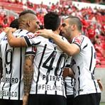 Os gols de Internacional 1 x 2 Corinthians – Brasileirão Série A 19/10/2014