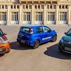 Automóveis - Confira como ficou o Novo Uno 2015