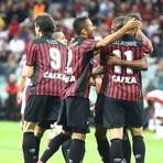 Futebol - Os  Melhores Momentos, Atlético-PR 2 x 1 Flamengo – Brasileirão 2014  Série A
