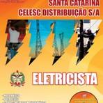 Apostila Concurso Celesc Distribuição S/A ELETRICISTA 2014