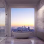 Apartamentos em Nova York para quem pode viver no topo do mundo