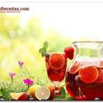Culinária - Receita Sangria (Bebida Alcoólica)