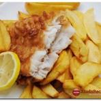 Culinária - Receita Filé de Peixe Empanado