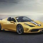 Automóveis - Novo Ferrari 458 Speciale A