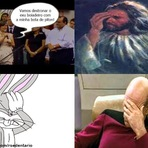 Religião - NÃO É DE HOJE QUE ELA DÁ PROFETADAS