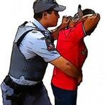 Segurança - POLÍCIA MILITAR PRENDE AUTOR DE HOMÍCIDIO EM SETE BARRAS