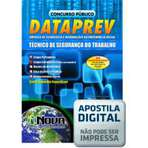 Apostila Digital Concurso DATAPREV 2014 - Técnico de Segurança do Trabalho