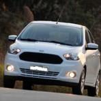 Automóveis - Ford lança Ka com motor 1.5
