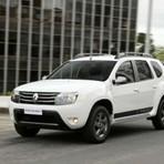 Automóveis - Renault Duster pode ser comprado com até 10% de desconto