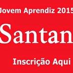 Santander Inscrição Programa Jovem Aprendiz 2015