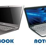 Entenda a diferença entre um ultrabook e um notebook