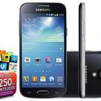 "Produtos - Smartphone Samsung Galaxy S4 Mini Duos DualChip 3G - Android 4.2 Câm. 8MP Tela 4.3"" Super Amoled Wi-Fi Sem"
