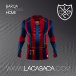 Futebol - Uniformes futuristas !!!