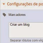 COMO ADICIONAR CATEGORIA NO BLOG