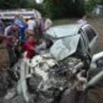 Grave acidente em Chopinzinho deixa um morto e quatro feridos