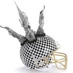 48 Capacetes customizados por estilistas para o Super Bowl