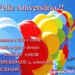 Feliz Aniversario para Facebook Compartilhe