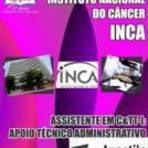 [Apostila Digital] INCA 2014 - Assistente Técnico Administrativo
