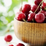 Proteção para o coração , alimentos roxos e vermelhos
