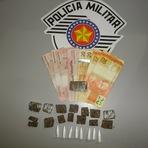 Segurança - POLÍCIA MILITAR PRENDE MAIS DOIS HOMENS POR TRÁFICO DE DROGAS