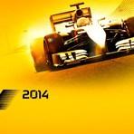 Jogos - F1 2014 acelera para as lojas!