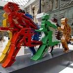 Arte & Cultura - Esculturas Olímpicas!