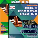 Apostila Concurso Tribunal de Justiça do Estado GO ANALISTA JUDICIÁRIO ESPECIALIDADE OFICIAL DE JUSTIÇA AVALIADOR 2014
