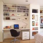 Diversos - Conheça os Modelos de estantes para quarto moderno