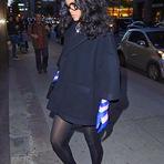 Rihanna apareceu por Nova York no estilo Onde está Wally
