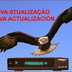 ATUALIZAÇÃO FREESKY FREEDUO+ PLUS V1.80 -17.10.2014