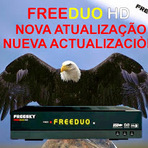 Tutoriais - ATUALIZAÇÃO FREESKY FREEDUO HDV 1.80 17.10.2014