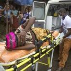 Falta de tratamento para ebola gera quebra-quebra em Serra Leoa