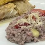 Culinária - Risoto de Morango com Cherne e Banana da Terra receita Mais Você 22/10/2014
