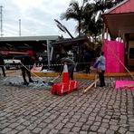 Notícias locais - Caixas Eletrônicos são explodidos no Petropen em Pariquera-açu-SP