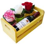 Entretenimento - Flores e bebidas – Flores para harmonizar