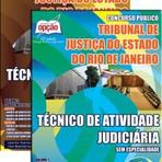 Apostila TÉCNICO DE ATIVIDADE JUDICIÁRIA SEM ESPECIALIDADE - Concurso Tribunal de Justiça do Estado / RJ 2014