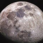 Água na Lua veio do vento solar