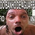 [HUMOR]:TOMANDO BANHO DE ÁGUA FERVENDO-DESAFIO INSANO
