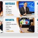 Canais de TV a Cabo Sem Pagamento Mensal e Milhares de Filmes 24 Horas Por Dia