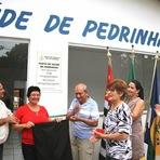 Saúde - Ilha Comprida inaugurou novo posto de saúde de Pedrinhas