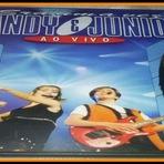 Música - DVD Era Uma Vez - Sandy & Júnior 1998