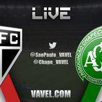 Assista São Paulo X Chapecoense online no Campeonato Brasileiro nesta quarta, 22/10/2014