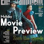 """Entretenimento - Conheça o Lobo Mau (Johnny Depp) de """"Caminhos da Floresta"""""""