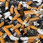 """Saúde - Dividir a casa com um fumante é """"como viver em Pequim"""""""