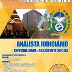 Apostila ANALISTA JUDICIÁRIO: ASSISTENTE SOCIAL - Concurso Tribunal de Justiça do Estado / RJ 2014