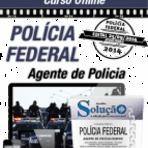 Curso Online + Apostila Impressa Polícia Federal 2014 - Agente