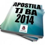 APOSTILA TJ BA 2014 23,99 TÉCNICO JUD/JUDICIÁRIA