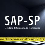 SAP SP prorroga inscrições para 1.140 vagas de Agente Penitenciário