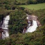 Turismo - Cachoeira dos Luis Bueno Brandão - Cidade das Cachoeiras em Minas Gerais