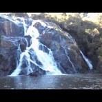 Turismo - Cachoeira Santa Rita Bueno Brandão na Cidade das Cachoeiras